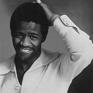 Hi Records' Al Green. Buy now on Fat Possum
